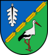 Coat of arms of Woltersdorf (Lauenburg)