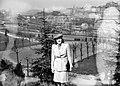 Woman portrait, 1943 Budapest Fortepan 8670.jpg