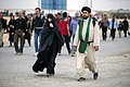 Women on the Arba'een Walk-Mehran city-Iran زنان در پیاده روی اربعین در مرز مهران- عکاسی خبری 23.jpg