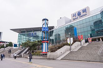 Seoul station - Seoul Station