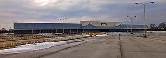 Woodville Mall - Image: Woodville Mall Northwood, Ohio