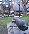 Woolwich Royal Arsenal Dial Arch 2.jpg
