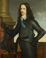 Portrait of Willem II (1626-50), Prince of Orange