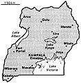 World Factbook (1990) Uganda.jpg