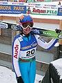 World Junior Championship 2010 Hinterzarten - Veronica Gianmoena 1041.JPG