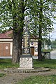 World war I memorial in Mydlovary (2).JPG
