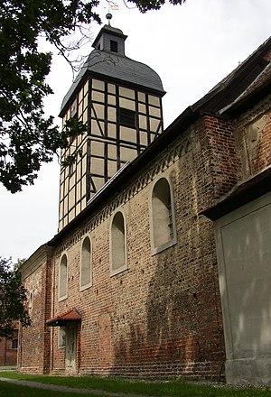 Wust, Saxony-Anhalt - Church