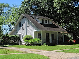 National Register of Historic Places listings in Cross County, Arkansas - Image: Wynne AR 2012 04 07 008