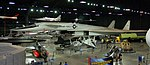 XB-70 Valkyrie, National Museum of the US Air Force, Dayton, Ohio, USA. (46451680632).jpg