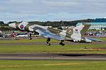 XH558 Avro Vulcan (21161602359).jpg