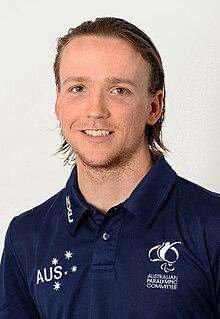 Alistair Donohoe Australian Para-cyclist