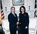 Xanana Gusmão & Condoleezza Rice, 2006Jan25.jpg