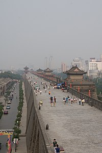 Xi'an - City wall - 013.jpg
