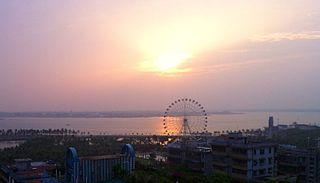 Zhanjiang Prefecture-level city in Guangdong, Peoples Republic of China