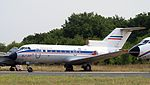 Yak-40 71504 V i PVO VS, september 01, 2012.jpg