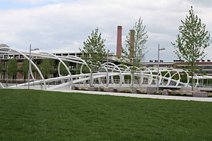 The Yards (Washington, D.C.) - Image: Yards Park