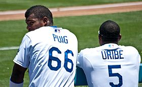 Image illustrative de l'article Saison 2013 des Dodgers de Los Angeles