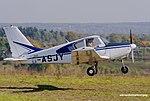 Year of release 1963.Gardan GY-80 Horizon, G-ASJY (15130456178).jpg