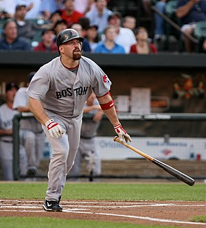 Kevin Youkilis - Youkilis with the Boston Red Sox in 2009