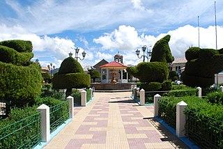 Yunguyo District District in Puno, Peru