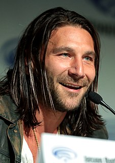 Zach McGowan American actor