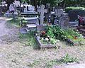 Zapomniana mogiła Aleksandra Laszenki - Cmentarz Komunalny we Włocławku.jpg