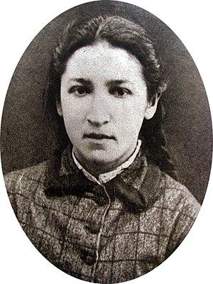 Vera Zasulich - Vera Ivanovna Zasulich