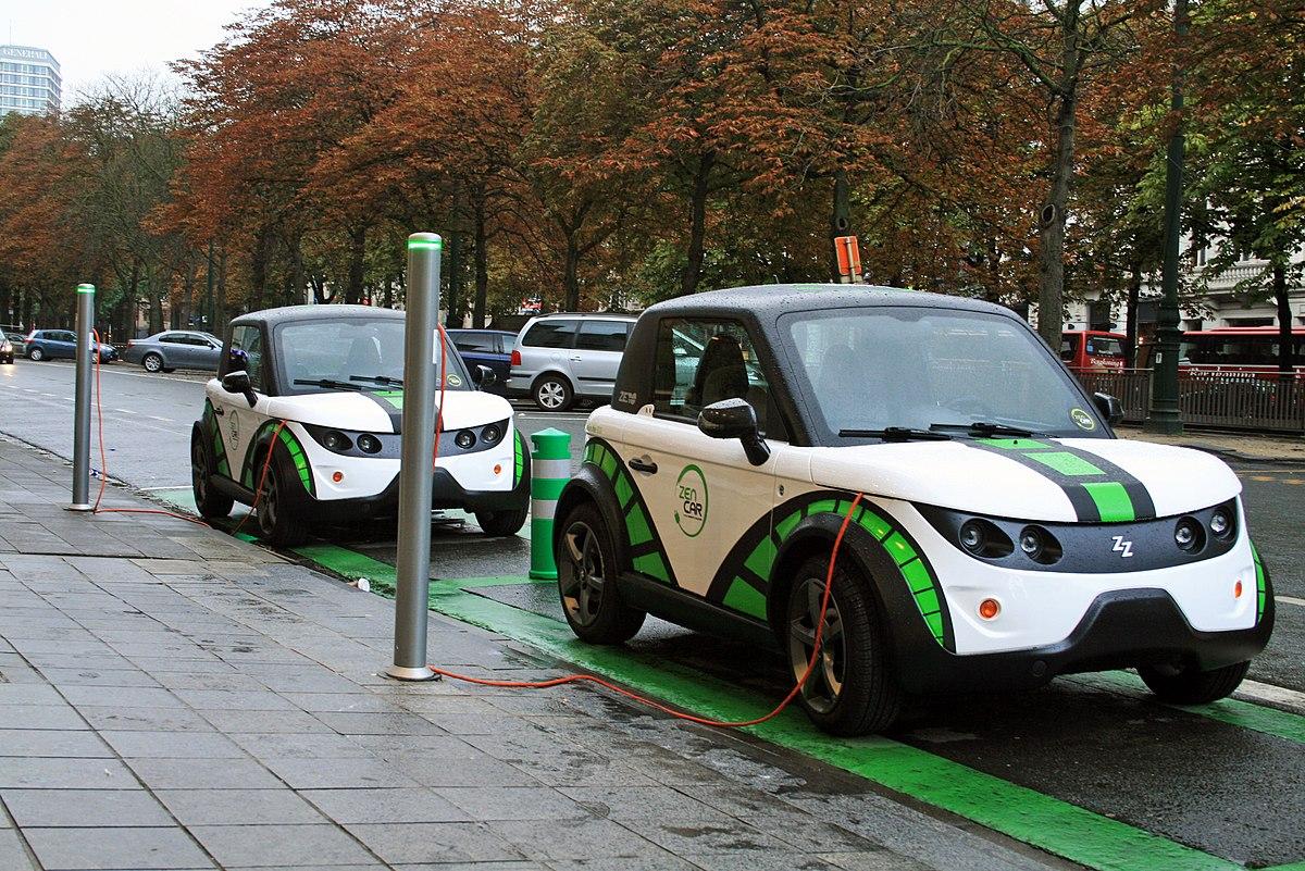 Elektrische Auto In Belgie Wikipedia