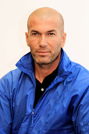Trophées UNFP du football - Zinedine Zidane was named Young Player of the Year in 1994 and Player of the Year two years later.