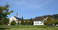 Zisterzienserinnenabtei Mariastern Kloster Maria Stern - Gwiggen in Hohenweiler 1.JPG