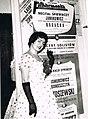 Zofia Janukowicz by Zbigniew Kosycarz 1960.jpg