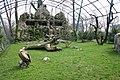 Zoo Zagreb-griffon vultures enclosure.jpg