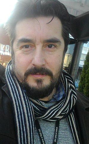 Zoran Stefanović - Zoran Stefanović at the 2016