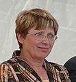 Zuzka Bebarová-Rujbrová, EP election campaign, Brno.jpg