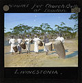 """Drums for Church Bells at Loudon, Livingstonia"", Malawi, ca.1910 (imp-cswc-GB-237-CSWC47-LS4-1-054).jpg"
