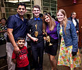 """Elements"" Fashion Show at College of DuPage 2015 77 (17334373968).jpg"