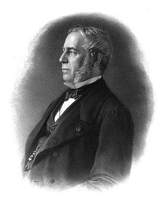 Édouard Drouyn de Lhuys - Edouard Drouyn de Lhuys (1805-1881), by Auguste Lemoine.
