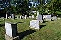 Église Hatley United - cimetière (Hatley, Quebec) - 1.jpg
