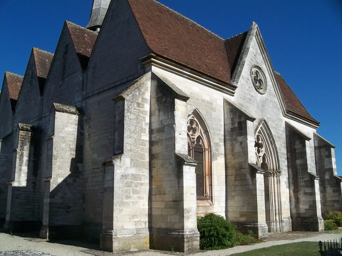 Glise saint aventin de creney pr s troyes wikip dia for Creney pres troyes