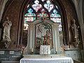 Église Saint-Denis de Sérifontaine autel droit.JPG