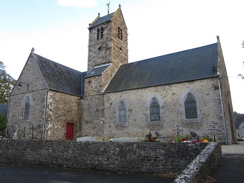 église de fr:Saint-Senier-de-Beuvron
