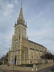 Église Sainte-Anne de Buais.