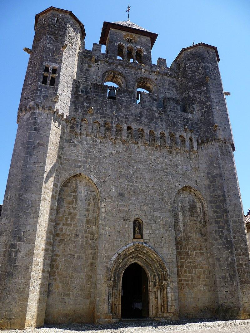 L'église de Montjoie