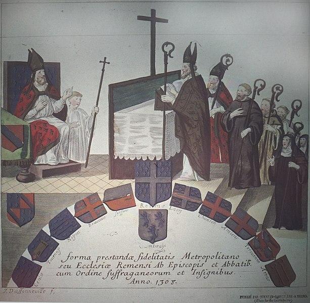 File:Église métropolitaine de Reims en 1308.JPG