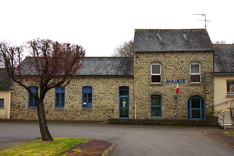 Mairie d'Évriguet.