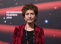 Österreichischer Filmpreis 2018 photo call Die Geträumten Ruth Beckermann 3.jpg