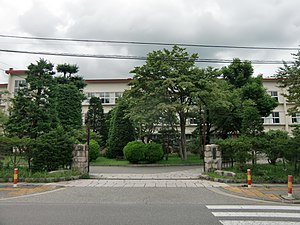 Ōmachi senior high school01.jpg