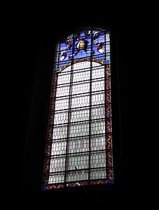 Šiluvos bažnyčios vitražas.JPG