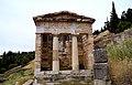 Θησαυρός των Αθηναίων Δελφοί.jpg