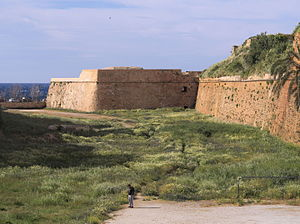 Fortifications of Chania - Image: Προμαχώνας Σαν Σαλβατόρε 8796